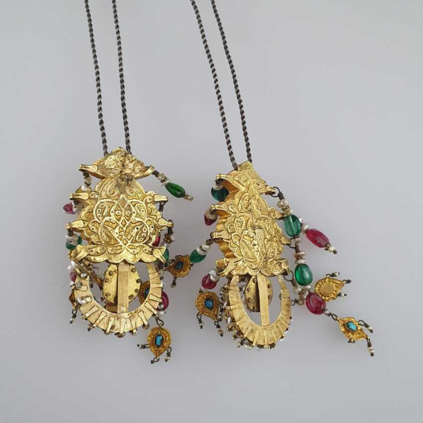 Antique earrings - photo 5