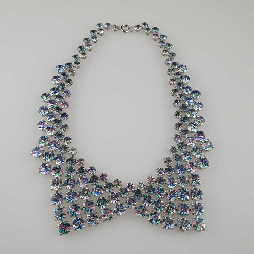 Magnificent vintage collar in the shape of a collar - photo 1