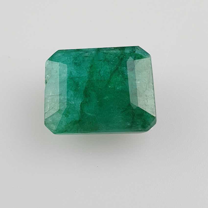 Loose emerald - photo 1