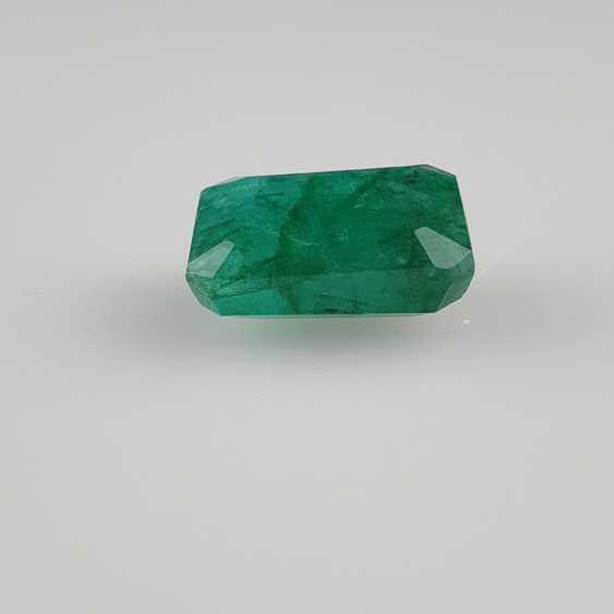 Loose emerald - photo 2