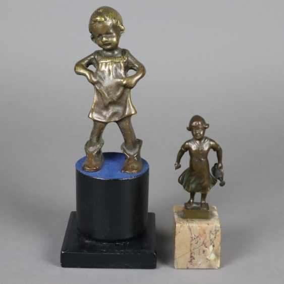 Two children characters - photo 1
