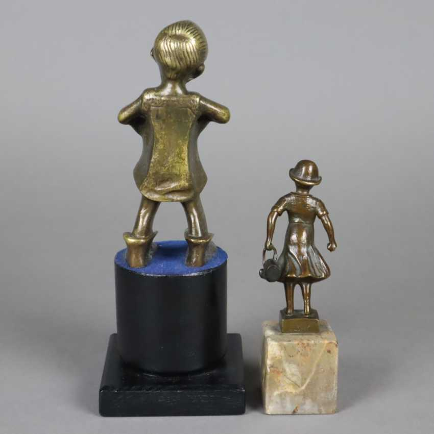 Two children characters - photo 2