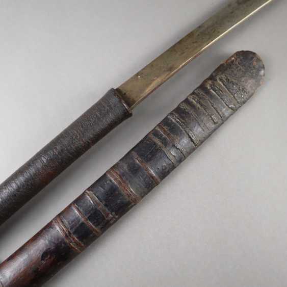 Dha sword - photo 6