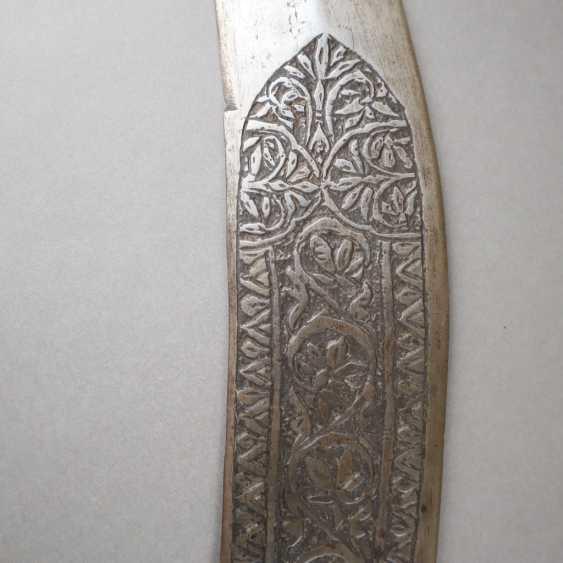 Tegha sword - photo 3