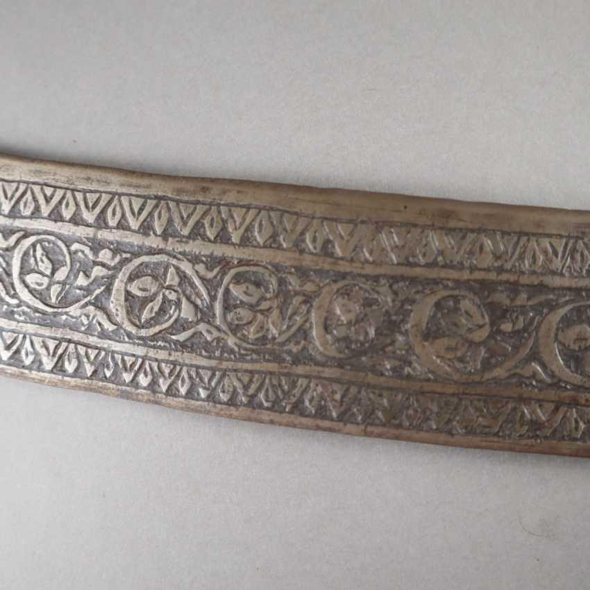 Tegha sword - photo 4