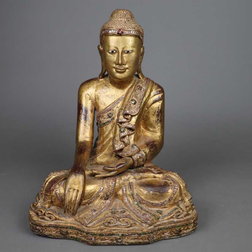 Mandalay-style Buddha - photo 1
