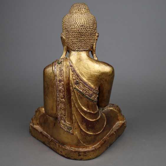 Mandalay-style Buddha - photo 3