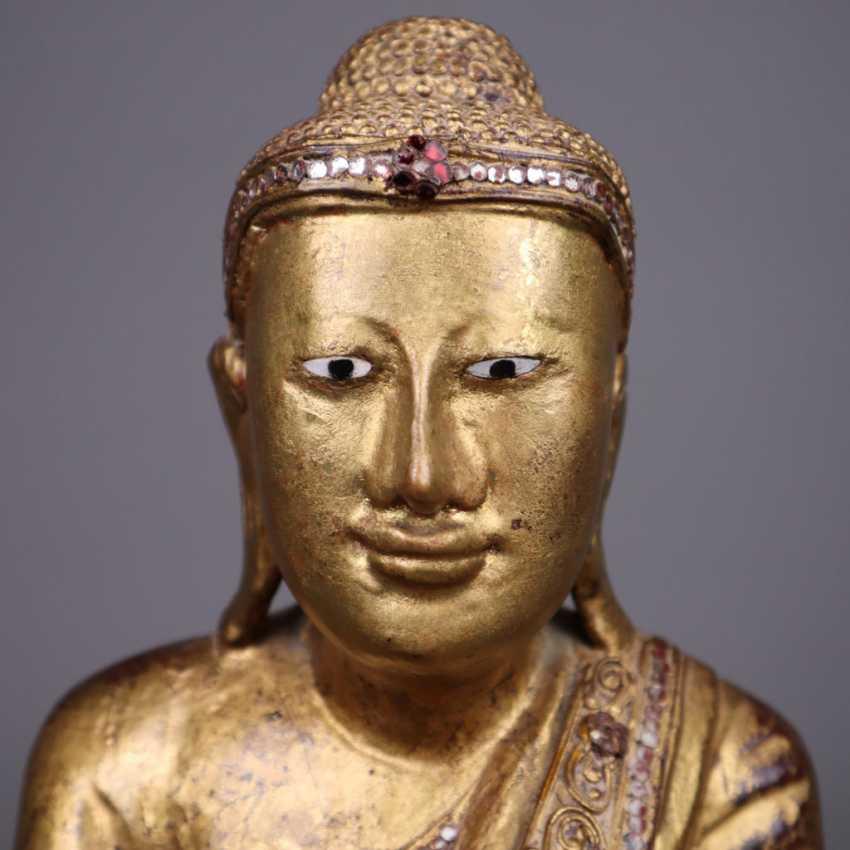 Mandalay-style Buddha - photo 4