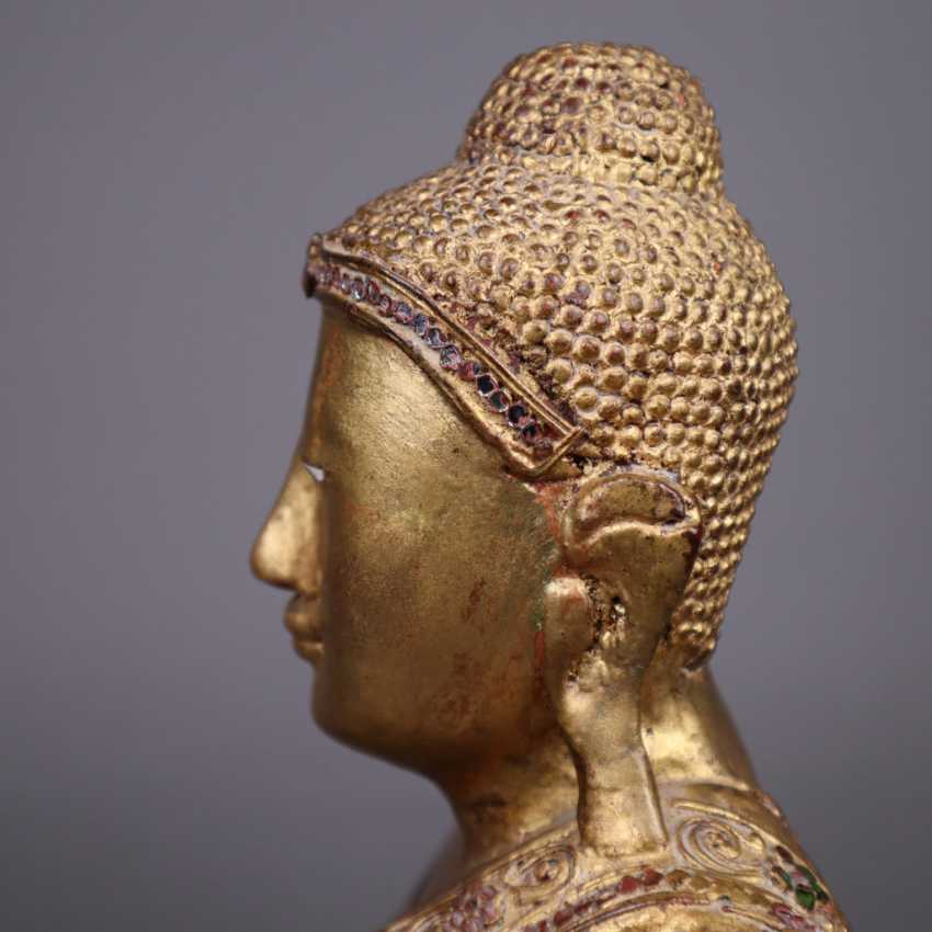 Mandalay-style Buddha - photo 5