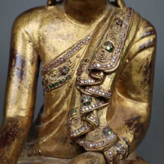 Mandalay-style Buddha - photo 6