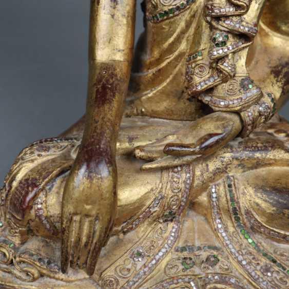 Mandalay-style Buddha - photo 7