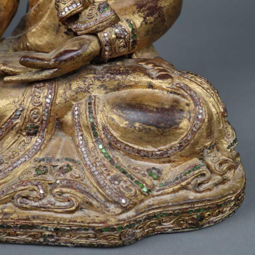 Mandalay-style Buddha - photo 8