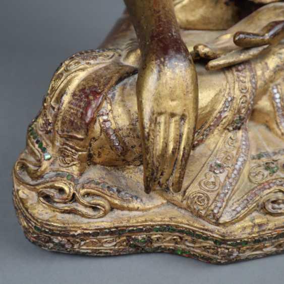 Mandalay-style Buddha - photo 9