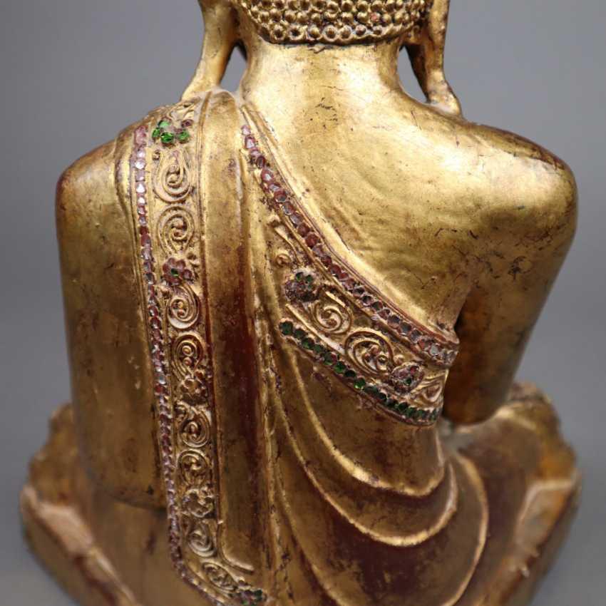 Mandalay-style Buddha - photo 10