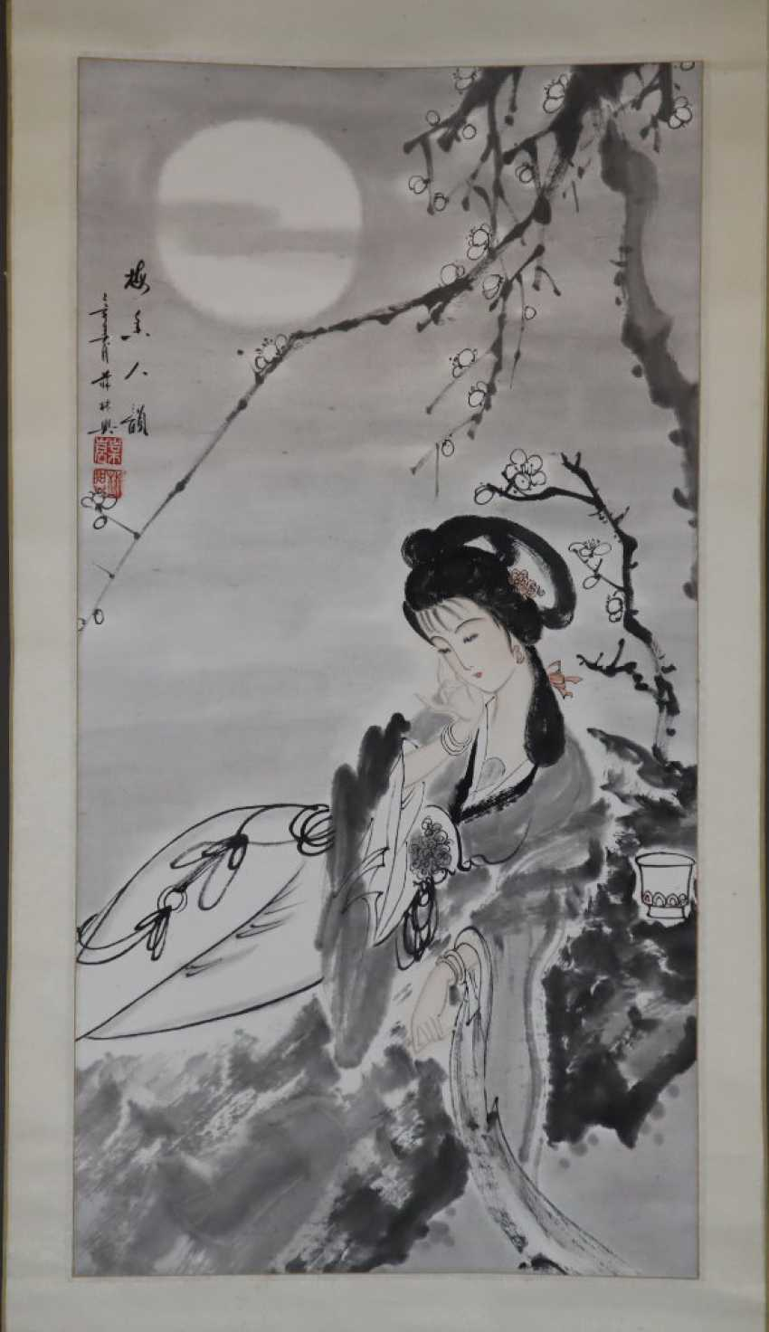 Chinese scroll painting - photo 1