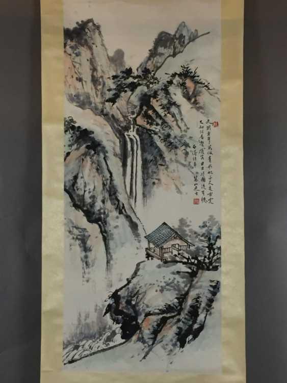 Chinesisches Rollbild - photo 1