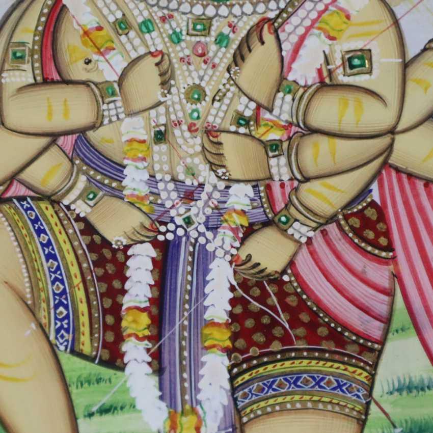 Indische Malerei - photo 6