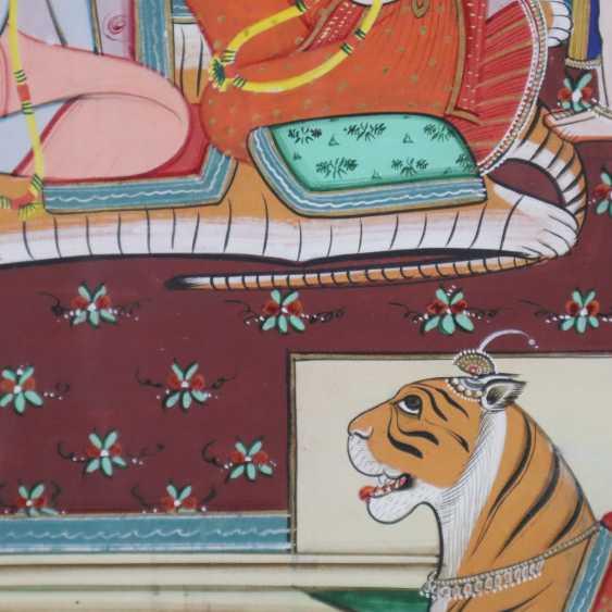 Indische Malerei - photo 8