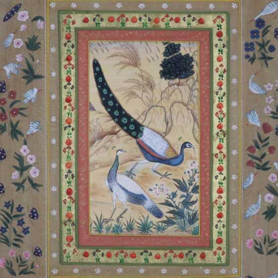 Indische Malerei - photo 1