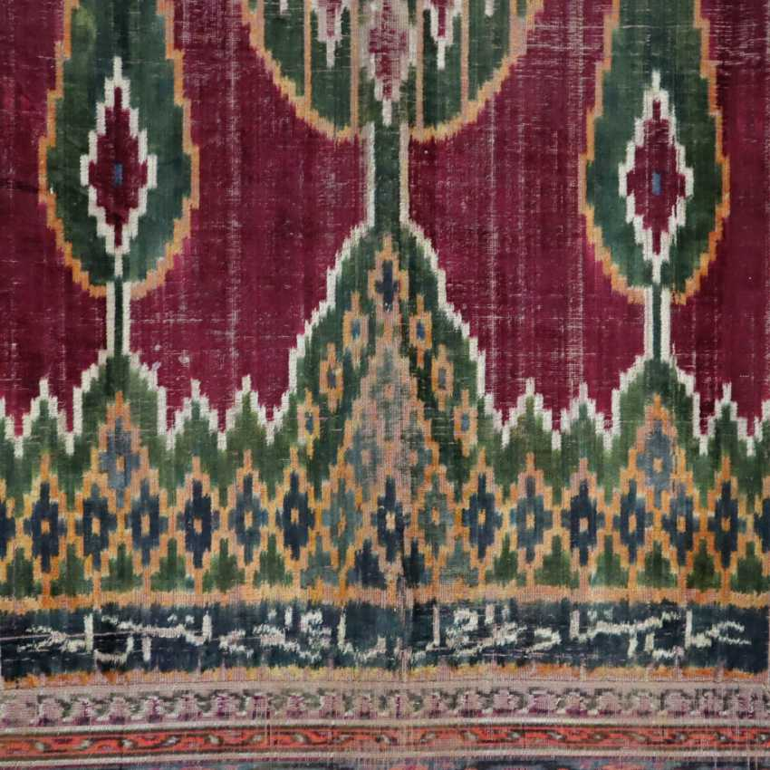 Samt-Ikat - photo 14