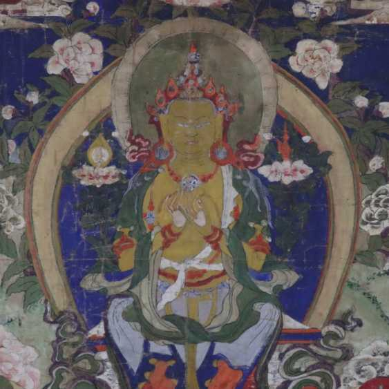 Thangka des Maitreya - photo 3