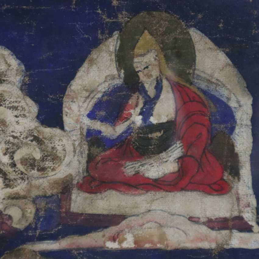Thangka des Maitreya - photo 5