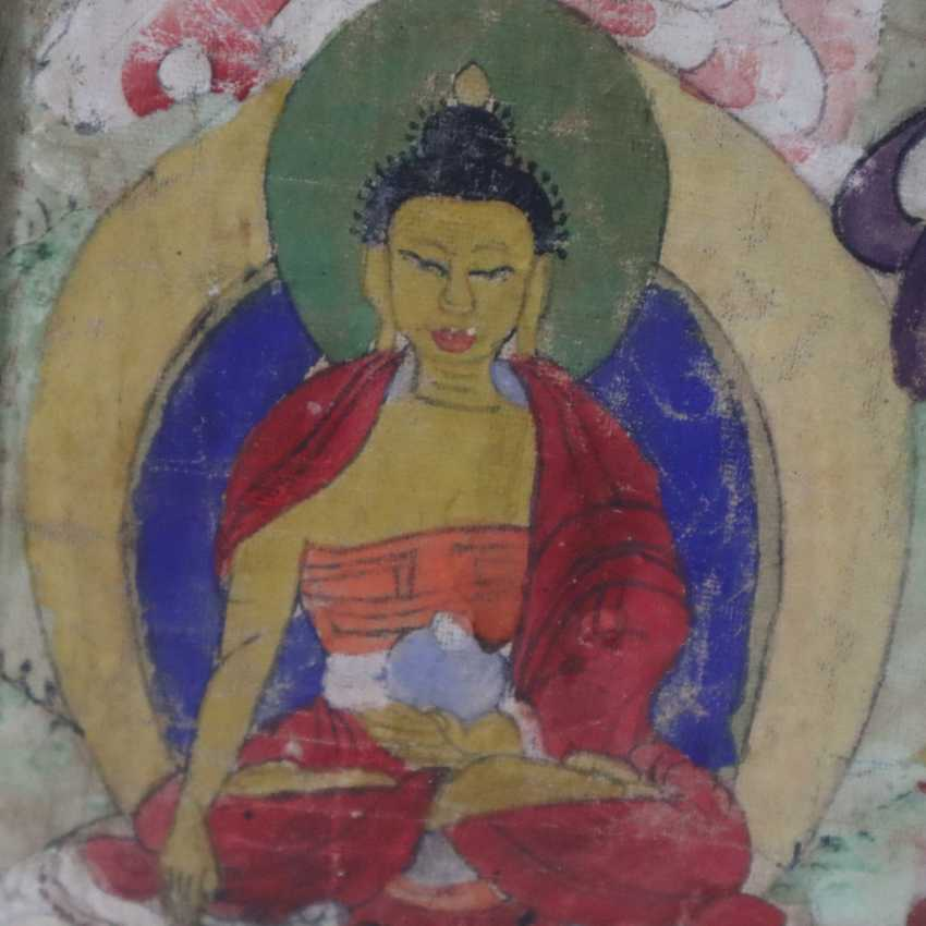 Thangka des Maitreya - photo 7