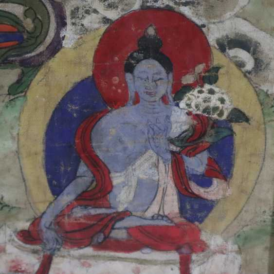 Thangka des Maitreya - photo 9