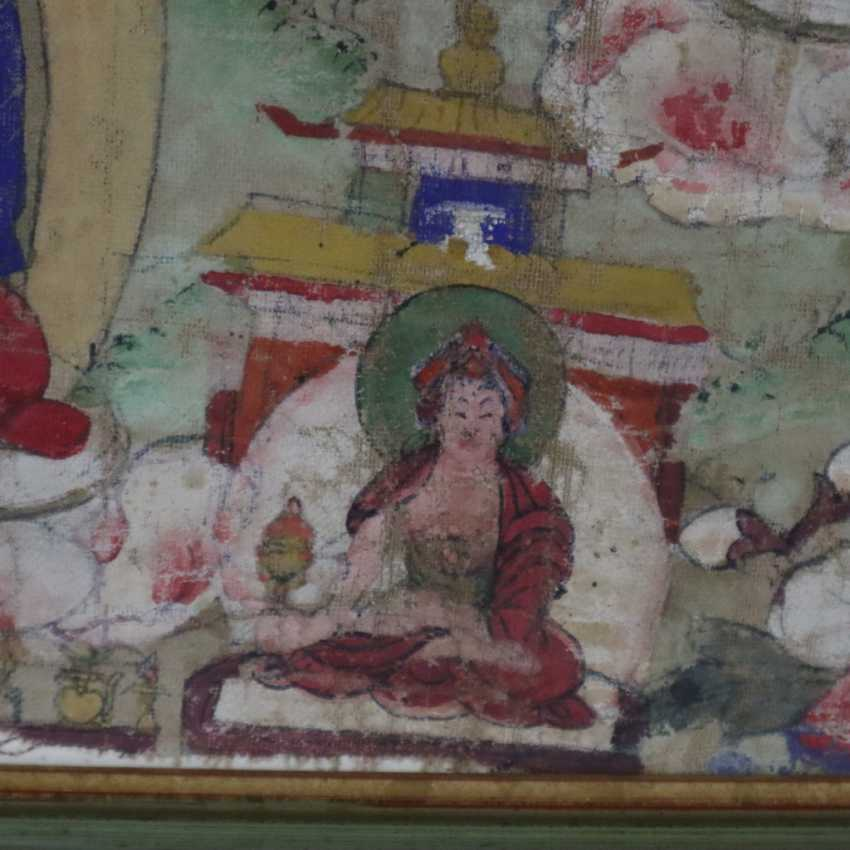 Thangka des Maitreya - photo 10