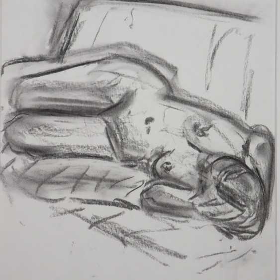 Brill, Carla (1906-Frankfurt/M.-1994, deutsche Bildhauerin, Malerin und Zeichnerin, Meisterschülerin von Max Beckmann am Städel in Frankfurt/M.) - photo 3