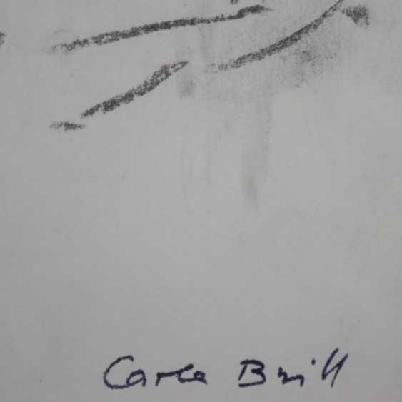 Brill, Carla (1906-Frankfurt/M.-1994, deutsche Bildhauerin, Malerin und Zeichnerin, Meisterschülerin von Max Beckmann am Städel in Frankfurt/M.) - photo 5