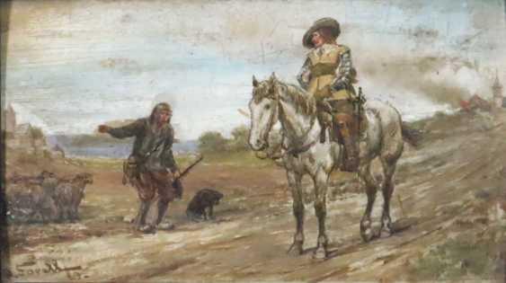 Forell, Robert (Johann-Robert-Peter-Jakob) (1858-1927 in Frankfurt/Main) - photo 1