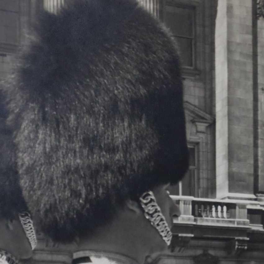 Rolleiflex-Werbetafel mit Photographie-Vergrößerung - photo 4