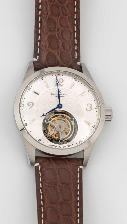 Men's watch from Constantin Weisz watch, Tourbillon - photo 1