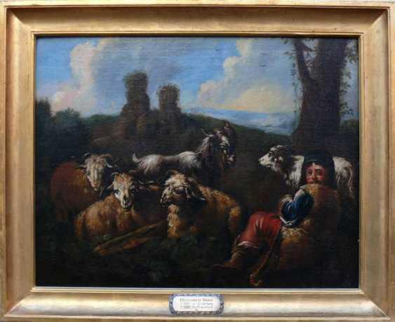 Roos, Johann Heinrich - photo 1