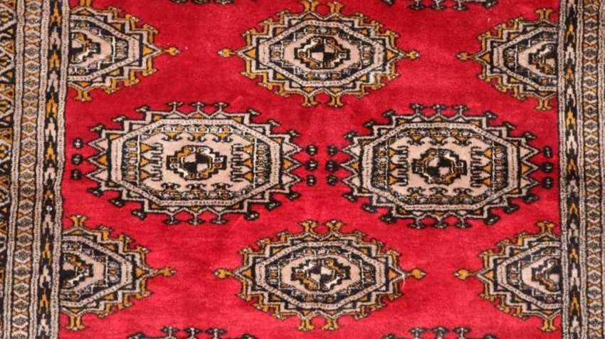 Buchara-Hochzeitsteppich - photo 2