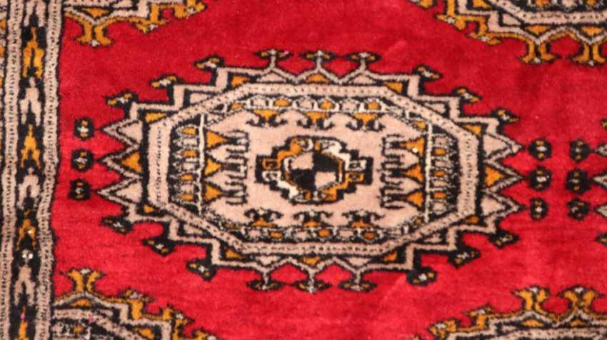 Buchara-Hochzeitsteppich - photo 3
