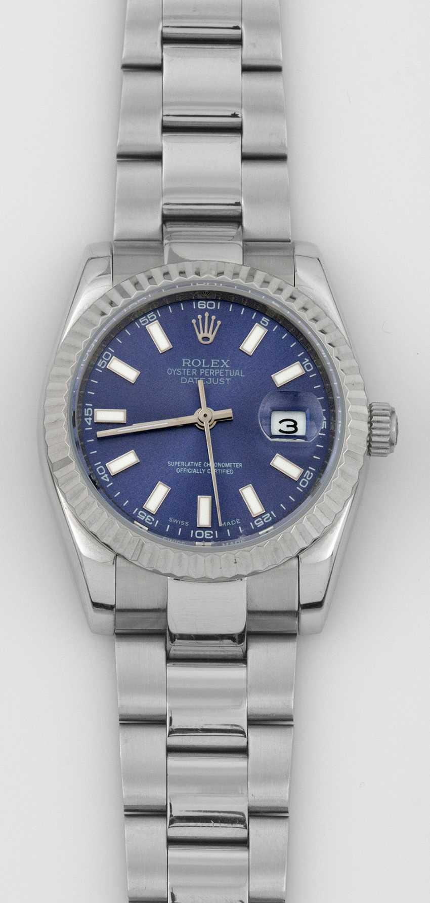 Gentleman's wristwatch by Rolex - photo 1