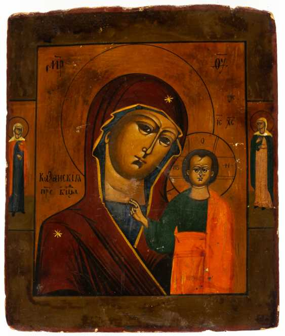 MOTHER OF GOD OF KASAN - photo 1