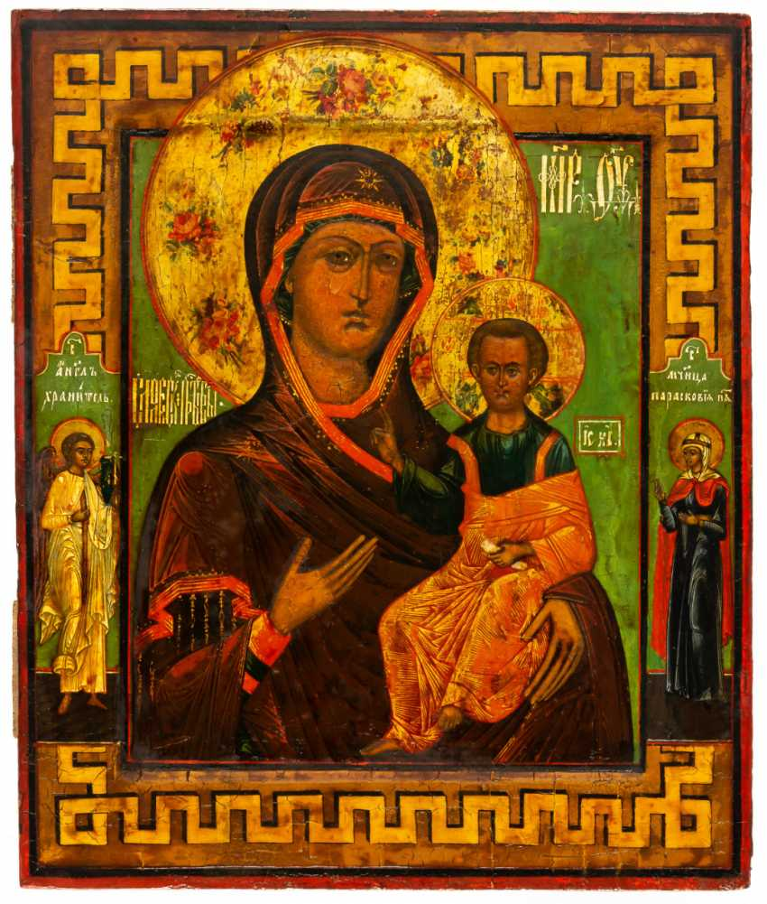 MOTHER OF GOD OF SMOLENSK - photo 1