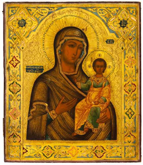 MOTHER OF GOD OF SMOLENSK - photo 1
