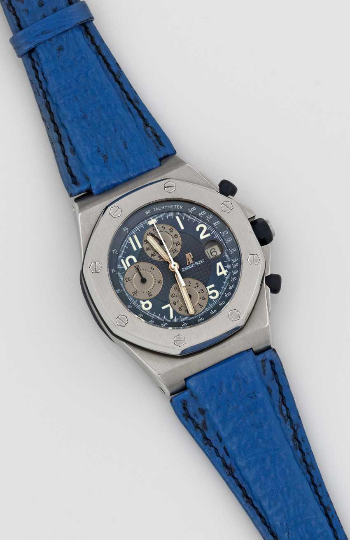 Men's wristwatch by Audemars Piguet - photo 1