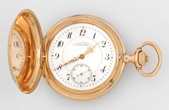 "Glashütte Savonette-""Anchor chronometer"" by A. Long & sons - photo 1"