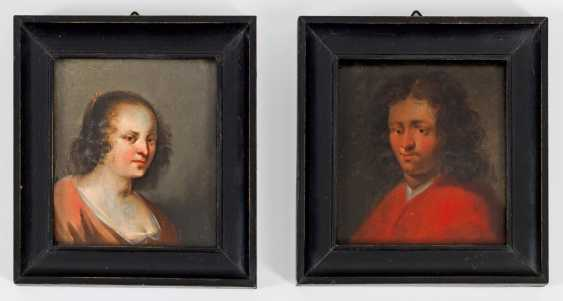 Couple Portraits - photo 1