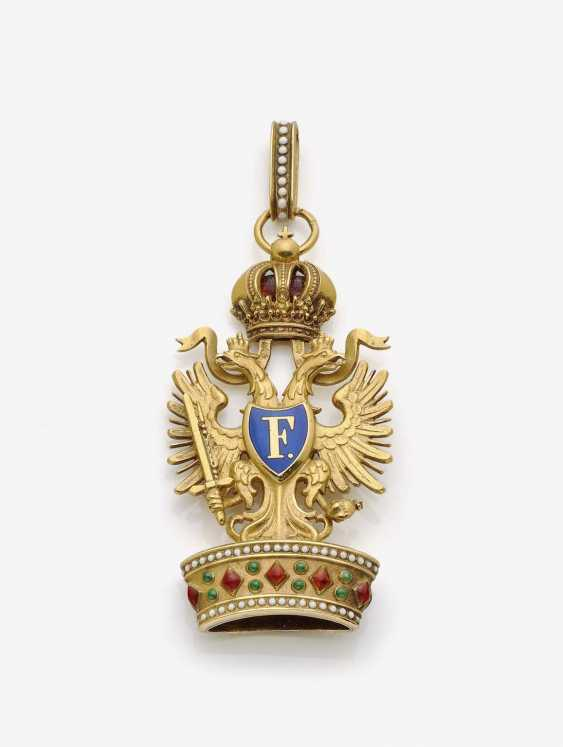 AUSTRIA, OF THE IMPERIAL ORDER OF THE IRON CROWN III. CLASS - photo 1