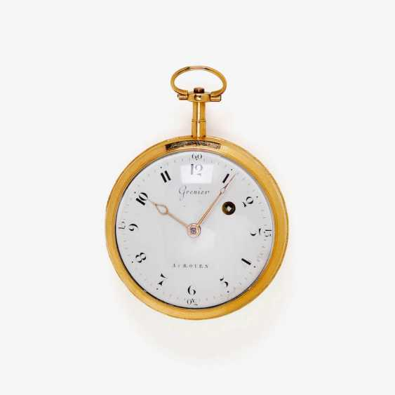 Spindle pocket watch - photo 1