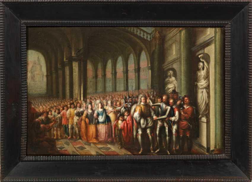 Dutch-Flemish painter - photo 1