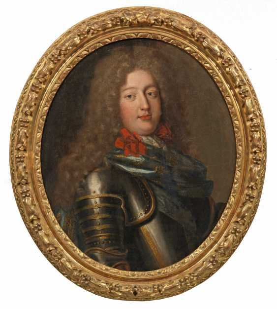 French portrait painter of the Baroque - photo 1