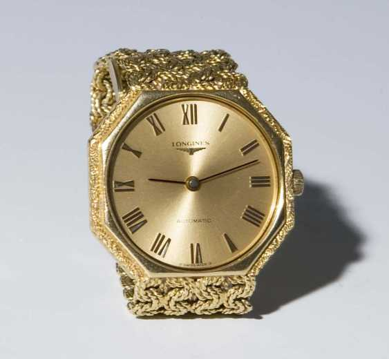 Gold Wrist Watch - photo 2