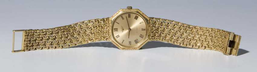 Gold Wrist Watch - photo 4